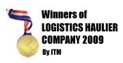 Winners of Logistics Haulier Company 2009