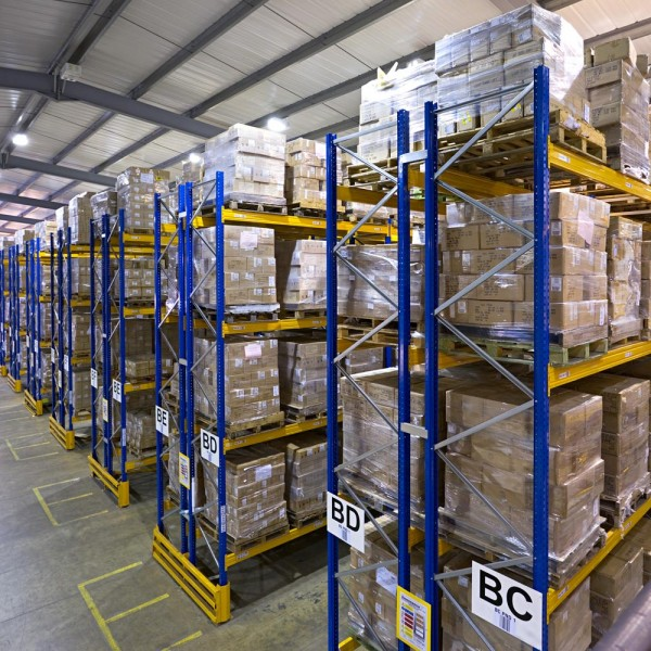 RCS Logistics Distribution Warehousing in Corby
