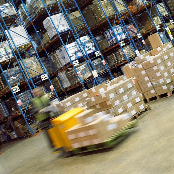 HMRC Customs Bonded Warehousing · RCS Logistics