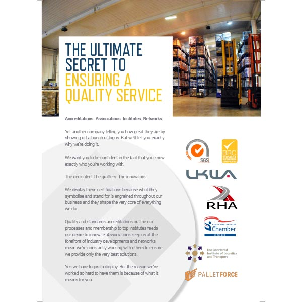 The ultimate secret to ensuring a quality service